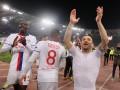 Лион в сумасшедшем матче добыл себе путевку в полуфинал Лиги Европы