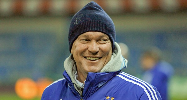 Олег Блохин будет отмечать Новый год в Киеве