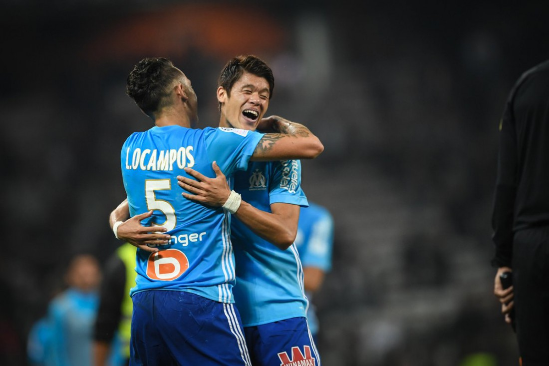 Марсель без проблем вышел в 1/4 финала Лиги Европы