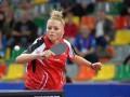 Украинки вышли в 1/4 финала ЧМ по настольному теннису, сенсационно обыграв Сингапур