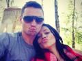 Экс-жена Олейника обвинила его в намерении сжечь ее дом
