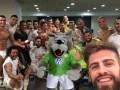 Слезы Роналду: Лучшие демотиваторы на поражение Реала в Лиге чемпионов