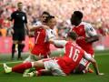Арсенал добыл волевую победу над Манчестер Сити и вышел в финал Кубка Англии