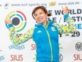 Украинка Костевич - чемпионка мира в пулевой стрельбе