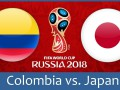 Колумбия – Япония 0:1 онлайн трансляция матча ЧМ-2018