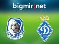 Черноморец - Динамо 1:1 Трансляция матча чемпионата Украины