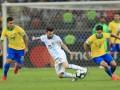 Бразилия - Аргентина 2:0 видео голов и обзор полуфинального матча Копа Америка