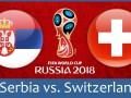 Сербия – Швейцария 1:1 онлайн трансляция матча ЧМ-2018
