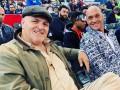 Отец Фьюри принял вызов на бой от 56-летнего бодибилдера
