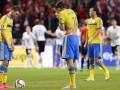 Швеция потерпела самое крупное домашнее поражение за 57 лет