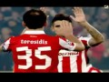 ЛЧ: Олимпиакос Пирей 2-1 Арсенал Лондон. Обзор матча