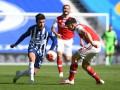 Брайтон - Арсенал 2:1 видео голов и обзор матча АПЛ