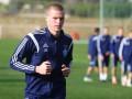 Украинский защитник Динамо засветился на базе бельгийского гранда