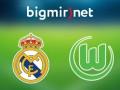 Реал Мадрид - Вольфсбург Трансляция матча Лиги чемпионов