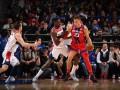 НБА: Детройт с Михайлюком разгромил Вашингтон, Бруклин уступил Нью-Йорку