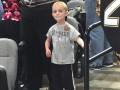 Пятилетний мальчик попал в больницу после попадания шайбы, но вернулся на матч
