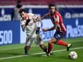 Атлетико обыграл Севилью в матче чемпионата Испании