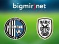 Олимпик - ПАОК 1:0 онлайн трансляция матча Лиги Европы