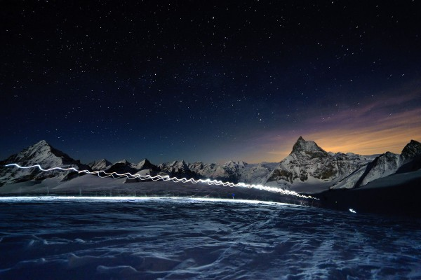 Patrouille des Glacier
