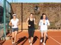 Украина против Испании. В бой вступают теннисистки (ФОТО)