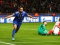 Ювентус переиграл на выезде Монако в Лиге чемпионов