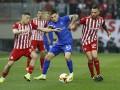 Динамо - Олимпиакос: стартовые составы на матч Лиги Европы