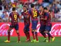 Альмерия - Барселона: 1:2. Видео голов матча чемпионата Испании