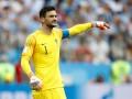 Льорис во время матча ЧМ-2018 едва не проглотил стрекозу