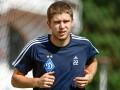 Артем Кравец на фарт в Динамо сменил свой игровой номер
