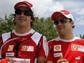 В Ferrari не видят конфликта между Алонсо и Массой