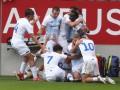 Юниоры Динамо крупно обыграли Баварию в Юношеской лиге УЕФА
