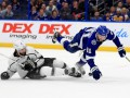 НХЛ: Ванкувер всухую разгромил Анахайм, Лос-Анджелес в овертайме уступил Тампе