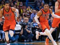 НБА: Оклахома бьет Нью-Орлеан и другие матчи