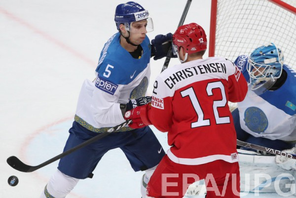 Дания побеждает Казахстан