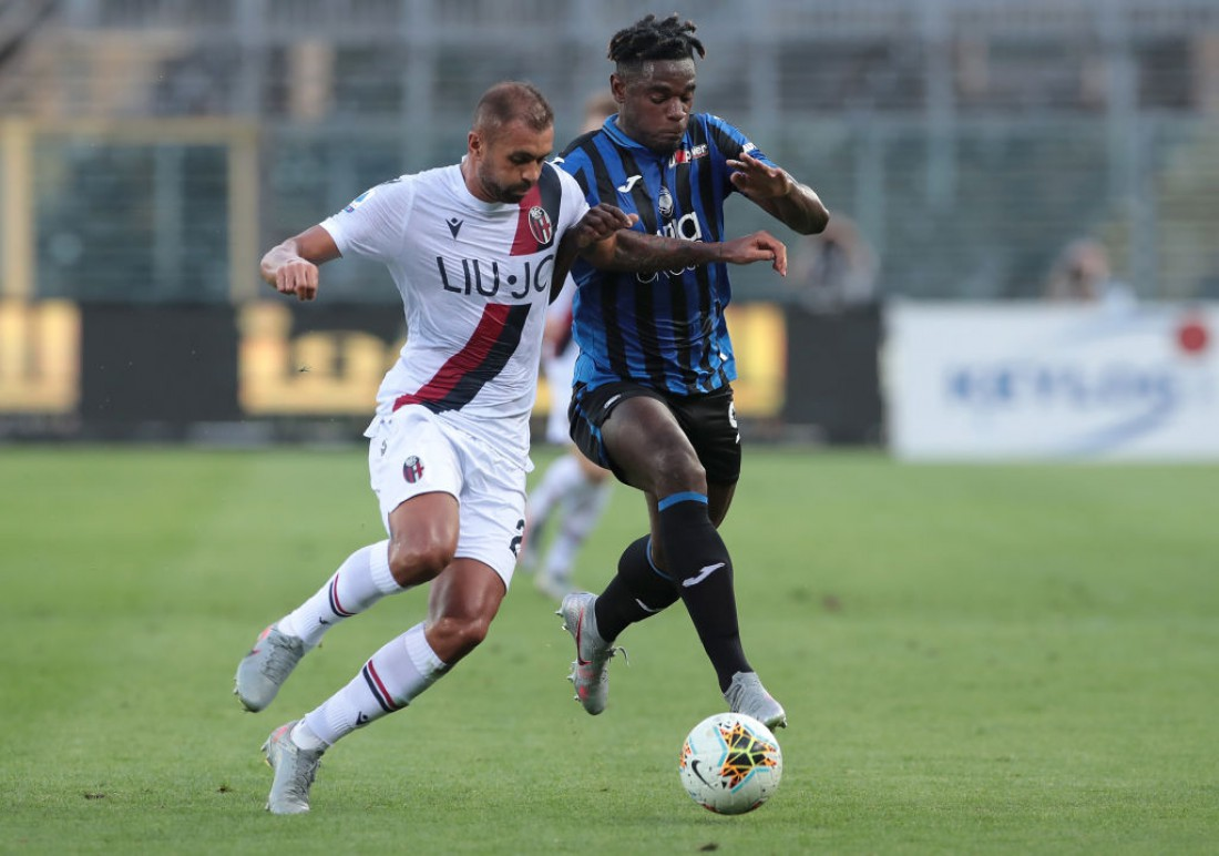 Аталанта - Болонья: обзор матча