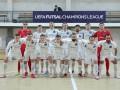 Продэксим узнал соперника в 1/16 финала футзальной Лиги чемпионов