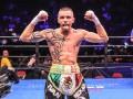 Украинец Редкач вернулся на ринг с победой нокаутом