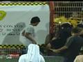 Нога Бога. Марадона припугнул болельщика Аль Васль