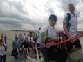 Баскетбольная сборная Украины прибыла в Испанию (видео)