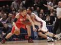 NBA. Никс побеждают в почти дерби