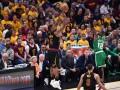 НБА: Кливленд обыграл Бостон, сравняв счет в серии