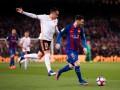 Валенсия – Барселона 0:0 онлайн трансляция матча чемпионата Испании