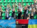 Участники АТО смогут бесплатно посещать домашние матчи Карпат