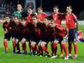 Тренер Македонии назвал состав на матч с Украиной