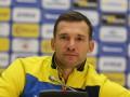 Шевченко объявил список легионеров на матчи Лиги наций