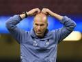 Стала известна причина отъезда Зидана из тренировочного лагеря Реала