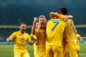 Евро-2020: Сборная Украины узнала своих соперников по группе