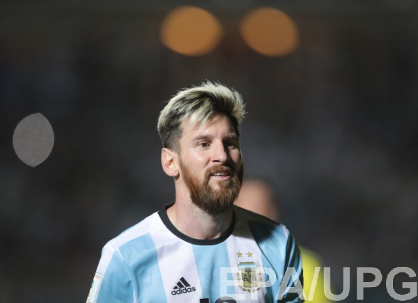 Месси: «Игроки сборной Аргентины небудут разговаривать спрессой»