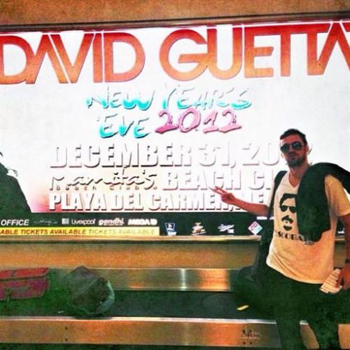 Не исключено, что Милевский 31 декабря отправится на концерт Дэвида Гетты