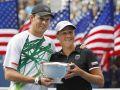 Боб Брайан и Лизель Хубер стали первыми чемпионами US Open-2010